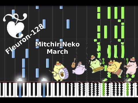 'MitchiriNeko March' by 'Mitchiri MitchiriNeko' - Synthesia