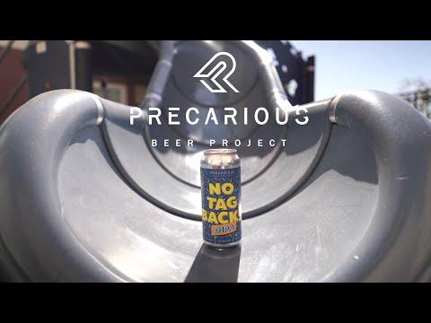 Precarious Beer Project  - No Tag Backs IPA Review