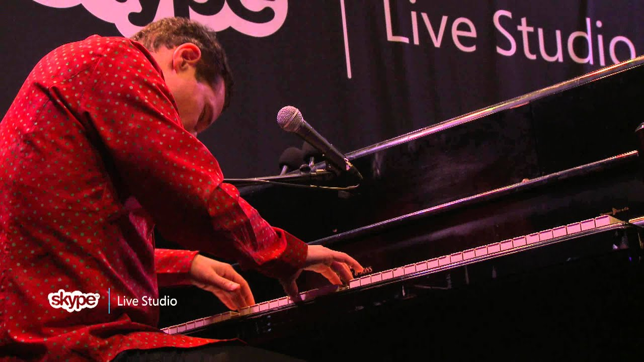 Jim Brickman - Christmas Medley (98.7 THE BULL) - YouTube