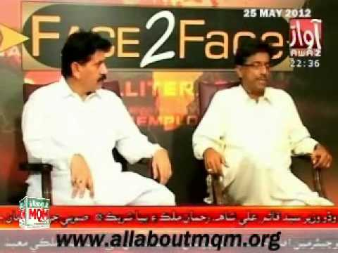Awaz Face to Face: Demand of New Provinces in Pakistan and voices of Mohajir province in Sindh