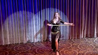 Maria At Bay Area Belly'18 ~ Bellydance ~ Saeidy Rais