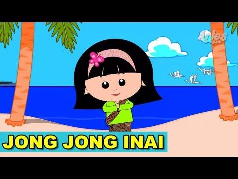 Lagu Kanak Kanak Alif & Mimi - Jong Jong Inai