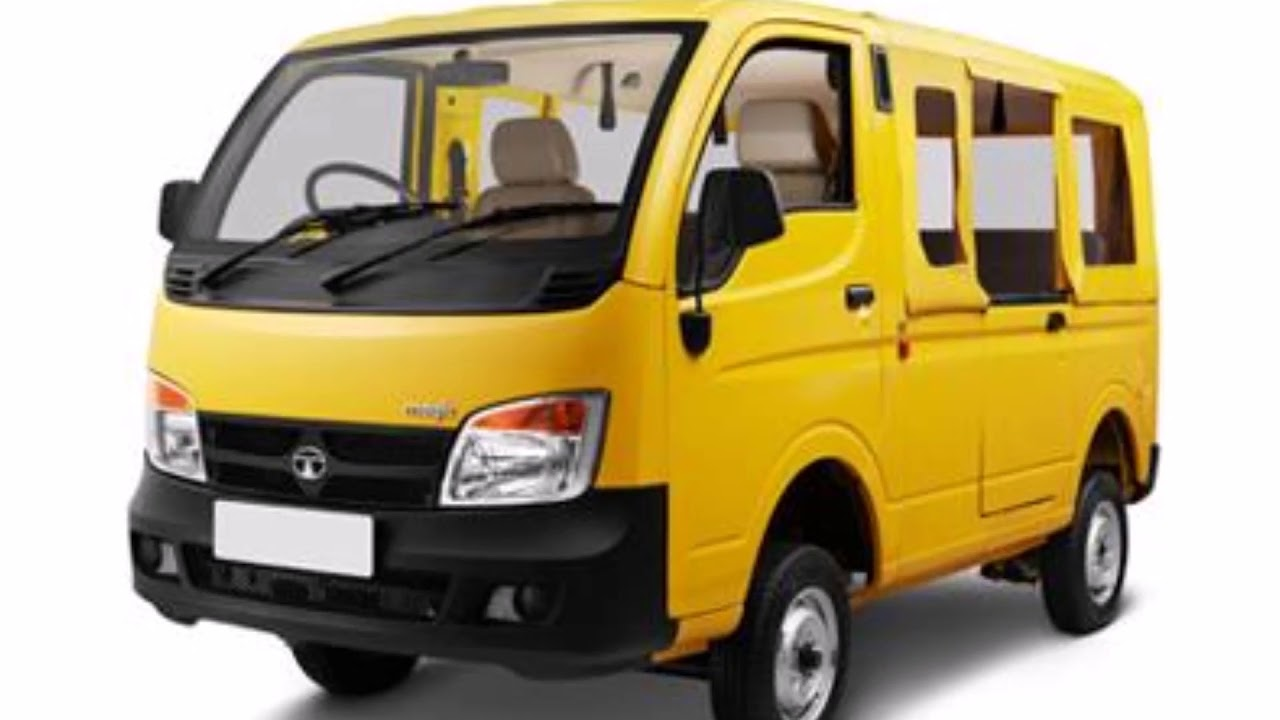 Tata Magic 7 Seater Commercial Vehicle From Tata Motors All Detailed