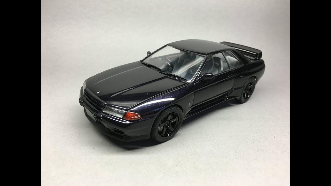 Tamiya: Nissan Skyline R32 Nismo Part 4