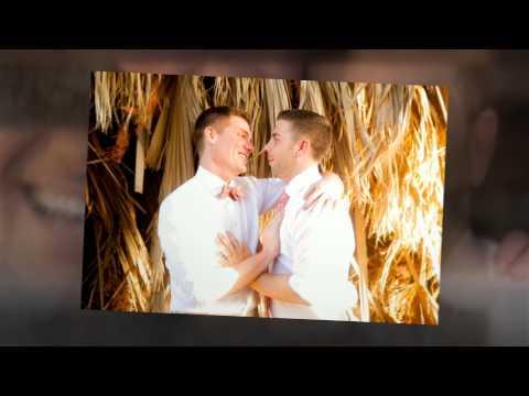 Ryan & Jonathan's Maui LGBT Wedding At The Olowalu Plantation House