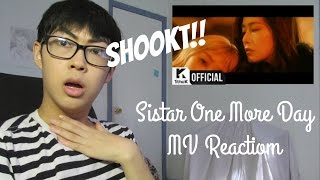 Reaction [MV] SISTAR(씨스타), Giorgio Moroder One More Day