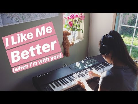 Lauv - I Like Me Better (piano cover + sheets)