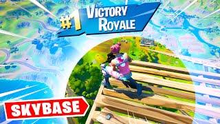 easiest skybase win!