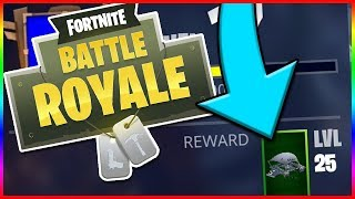 Subir de nivel Recompensas Rant & Epic Game ? Fortnite Battle Royale