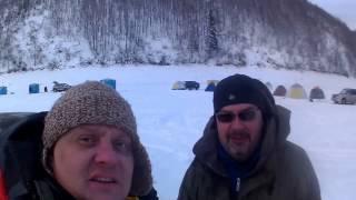 Рыбалка зимой, ёрш, окунь, подлещик, КВХ залив шумиха 21 01 17