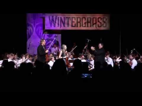 2015 Wintergrass Youth Orchestra  Final Concert