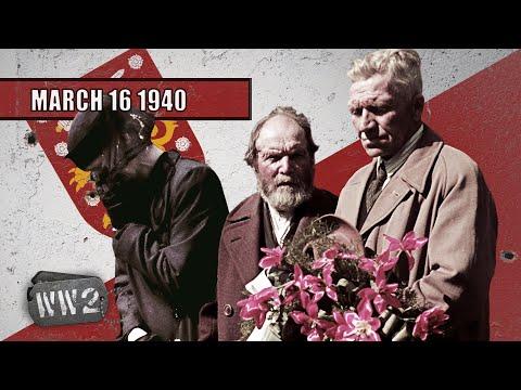 The Soviets Finish