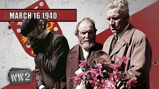 The Soviets Finish a Costly Winter War - WW2 - 029 - March 16 1940