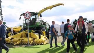 Agro Show Bednary 2015 (targi rolnicze, wystawa, spacer, relacja)