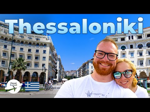 Thessaloniki - not what we expected! (greece vlog)