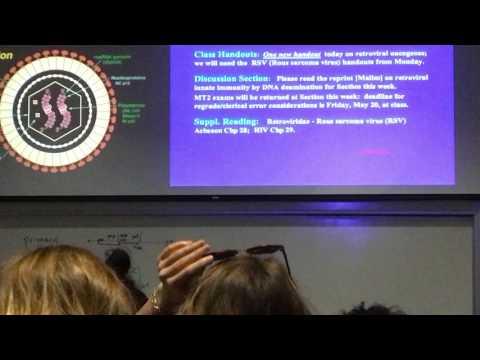 Rous Sarcoma Virus Part 2 Lecture
