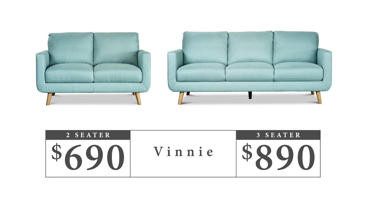 big save sofa bed cream fabric uk march sale furniture youtube