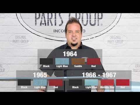 OPGI Product Spotlight: 1964 - 1967 Oldsmobile Cutlass And 442 Dash Pads
