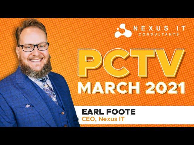 Earl Foote   Microsoft Exchange Hack   PCTV