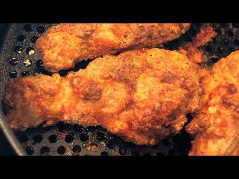 Air Fryer Fried Chicken | Step by Step Easy Healthy Fried chicken
