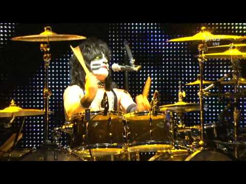 KISS - Cold Gin - Rock Am Ring  - Sonic Boom Over Europe Tour