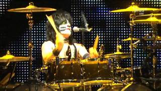 KISS - Cold Gin - Rock Am Ring 2010 - Sonic Boom Over Europe Tour