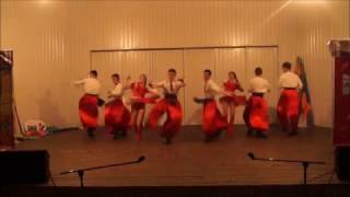 Джура - конкурс Ватра - Бойовий гопак