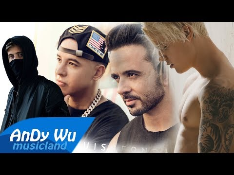 Luis Fonsi Alan Walker - Despacito / Faded feat. Justin Bieber Daddy Yankee