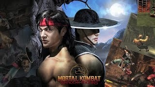 10 Awesome Facts On Mortal Kombat Shaolin Monks