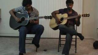 Mudhal naal Indru Guitar Chords and Lead - Shivi & Sachin