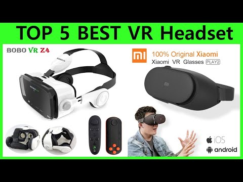 Top 5 Best VR Headset Review 2020 || Virtual Reality 3D Glasses