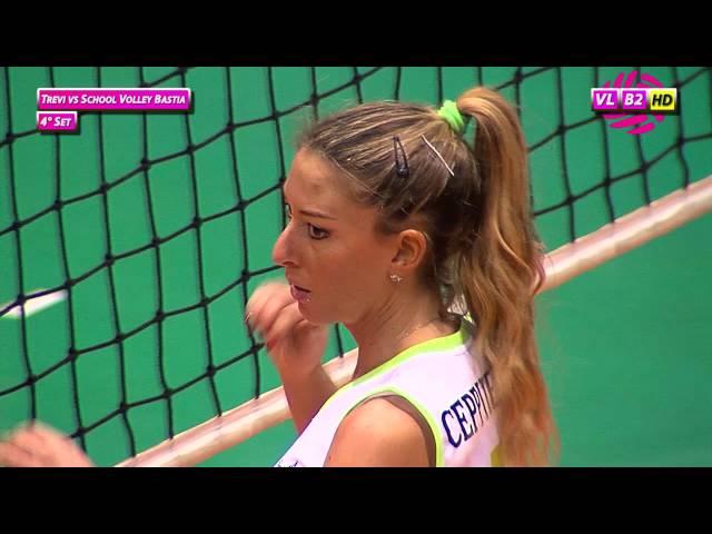 Trevi vs Bastia - 4° Set