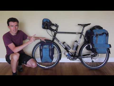 My South America Bike Tour Packing List