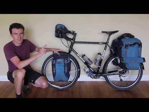 My South America Bike Tour Packing List