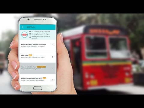 Daily Bus Pass | BEST Bus (Public Transport) Online App | How to use