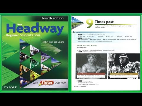(Update) New Headway Beginner Student's Book 4th :Unit.09 -Times Past