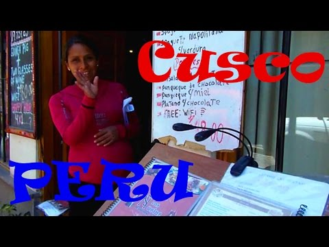 Peru Travel: How Expensive is CUSCO? (near Machu Picchu)