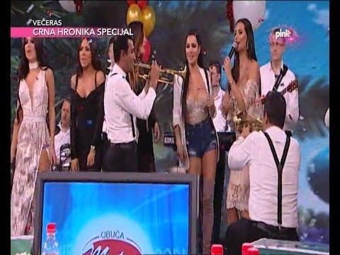 Katarina Grujic - Ah tugo, tugo - (LIVE) - Nedeljno popodne Lee Kis - (Tv Pink 25.12.2016.)