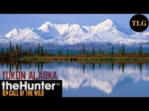 theHunter Call of the wild New Map Yukon Alaska