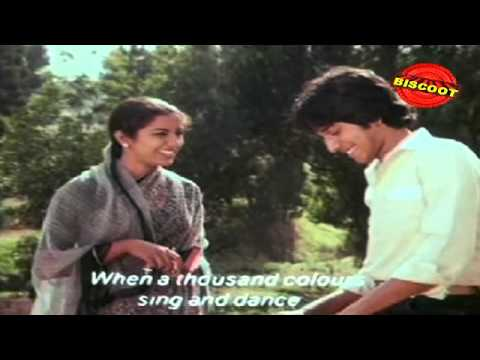Aadivaa Kaatte  Malayalam Movie Songs  Koodevide 1983