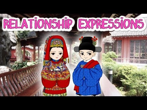 12 Chinese Expressions on Love and Relationships