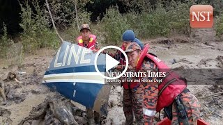 Debris from missing helicopter found: PM