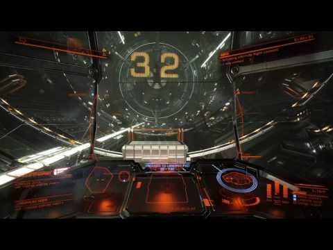 Elite: Dangerous - Type 9 Heavy Trade Loop (1080p 60fps GTX 970)