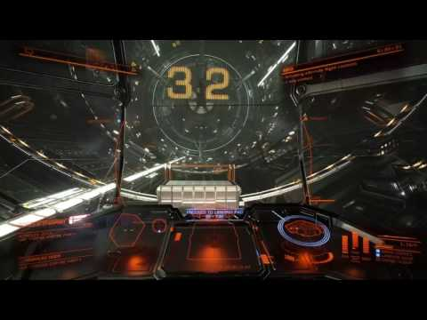Elite: Dangerous - Type 9 Heavy Trade Loop (1080p 60fps GTX 970)