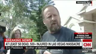 Brother: Las Vegas shooter had no political associations