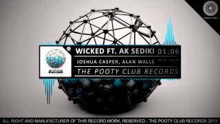 Joshua Casper & Alan Walls Feat AK Sediki - Wicked (R.O Remix) [Glitch Hop Rap]