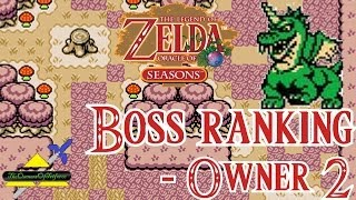 Oracle of Seasons - Boss Ranking