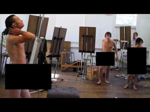 Modele Qui Pose Nu - Part IV - YouTube