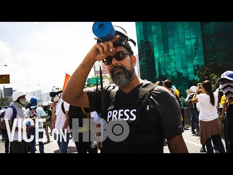 We Witnessed The Riots & Chaos During Venezuela's Elections: VICE on HBO, Full Episode