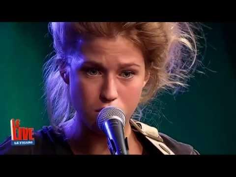 Selah Sue - Daydreamer ( Reprise de Adele ) - Le Live